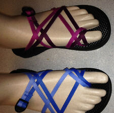 NEW CHACO Womens ZONG X ECOTREAD Sports Sandals Blue Pink $80 5 6 7 8 9 Women's