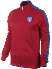 NIKE USA SOCCER TEAM WOMEN'S AUTHENTIC N98 TRACK JACKET FIFA WORLD CUP 2014