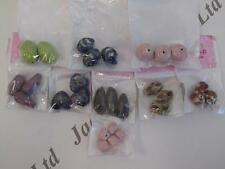 Porcelain Ceramic Beads 9 Designs to choose Jewellery Making Arts Crafts Sewing