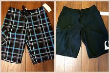 NWT QUIKSILVER Full Board Shorts Youth Boys Swim Trunks! VARIETY SIZES~COLORS!