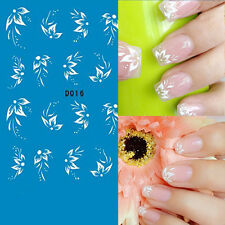 Charm Smart Tip Nail Art Nail Water Transfer Nail Sticker Decals Buy One Get One