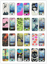 Pattern Screen Protector For APPLE iPhone 4S/4 Retro Vintage