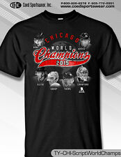 Chicago Blackhawks 2015 Stanley Cup Champions, Champion Player shirt Black