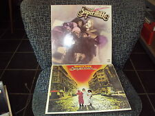 SUPERMAX FLY WITH ME & WORLD OF TODAY 2 X LP ELEKTRAATLANTIC GERMANY LOVEMACHINE