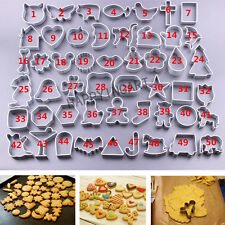 Candy Baking Cake Biscuit Sugar Cookie Cutter Decor Mould Mold DIY Patry Tools