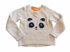 NWT Girl's Gymboree Polar Pink polar bear ivory sweater ~ 5 6 7 8 FREE SHIPPING!