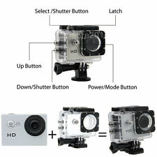 Full HD 1080P Action Cam Pro Digital Video Camcorder Camera Go Waterproof sj4000