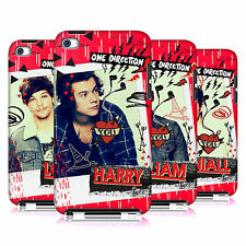 OFFICIAL ONE DIRECTION SNAPSHOT HARD BACK CASE FOR APPLE iPOD TOUCH 4G 4TH GEN