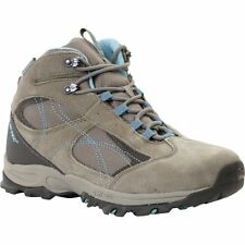 Hi-Tec Ohio WP WOS Womens Old Moss / Dusty Mint Waterproof Lace Up Hiking Boots