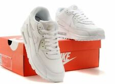 NEW  Nike air max 90 running leather  women shoes white