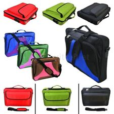 "18"" Inch Laptop Notebook briefcase Bag Case For Apple MacBook Air Pro Dell HP"