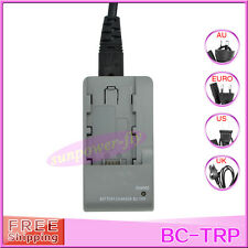 BC-TRP Battery Charger For Sony NP-FP70 NP-FP90 FP51 FP71 FP91 FH60 FH50 FH70