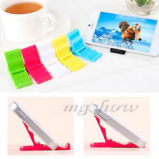 Mini Foldable Desk Table Holder Mobile Stand for iPhone iPod Touch Cell Phone