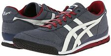 ONITSUKA TIGER Asics Mens Ultimate 81 Classic Sneakers  HN201 5001[ Navy/White ]