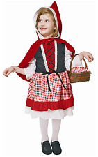 Dress Up America Lil Red Riding Hood Toddler Child Costume