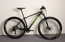 Trek SUPERFLY 6 29er MTB 2015 mountain bike, Dnister Black/Lime Green