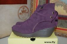 Fly London Yama in Purple EU Sizes 36, 37 or 39