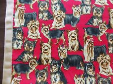 Sew Sweet Pillowcases CUTE LITTLE DOGS  COTTON TODDLER/TRAVEL PILLOWCASE