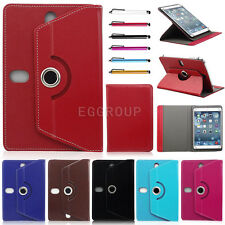 New Leather Rotating Stand Folio Cover Case For Various 9.7''-10.1''   Tablet PC