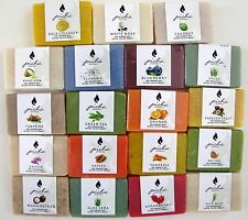 Thai Handmade soap bar choose your scent Coconut Mangosteen Aloe vera and more