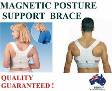Adjustable Posture Corrector Back Support Flexible Correct Waist Belt Vest Brace