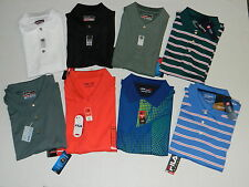 Men's  Stay Dry /Causal Polo Shirts by Chaps,Fila & Grand slam