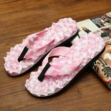2015 Fashion Summer Womens Slippers Beach Camouflage Massage Flat Slippers Gift