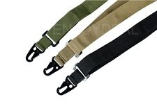 Good Tactical 3-Point Rifle Gun Sling Adjustable Strap Rope for Outdoor Hunting