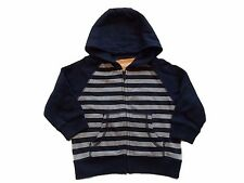 NWT Boy's Gymboree Valentine's Day hoodie jacket with hood ~ 12-24 months 2T 3T