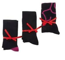 Passione Cashmere Blend 3 Pack Plus Size Knee-High Socks A202685