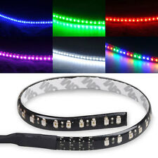30cm Waterproof 3528 LED Car Vehicle Motor Grill Flexible Light Strips 12V 32LED