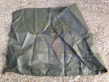 BRITISH ARMY SURPLUS ISSUE INFANTRY BERGEN LINER,LONG-SHORT BACK G1,OLIVE GREEN