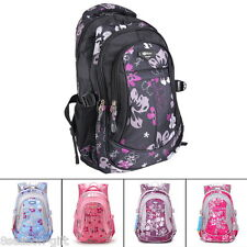 HOT Girl Backpack Children Student School bags For Laptop Pad Book Casual Travel