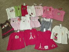 GYMBOREE  U PK TOP PUPS & KISSES PARSIAN CHIC TRES FABULOUS SMART KITTIES NWT