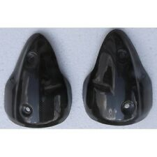 Exhaust Guards Shield Cover for Ducati Monster 696 1100 Carbon Fiber DUHSM002
