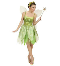 TINKERBELL QUALITY FOREST FAIRY POISON IVY FANCY DRESS COSTUME LADIES FEMALE
