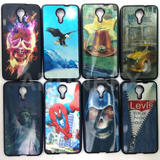 For Micromax Canvas Express 2 E313 3D Printed Soft Silicon Back Case Cover Pouch