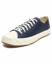 CONVERSE Jack Purcell Jack Oxford Leather (Navy/Egret) 142664C