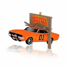 2014 Hallmark JUMPIN' GENERAL LEE Ornament DUKES OF HAZZARD Dodge Charger