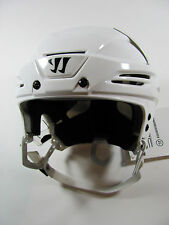 Warrior Pro Stock Krown 360 Ice Hockey Helmet Unworn NHL White Style Custom NEW