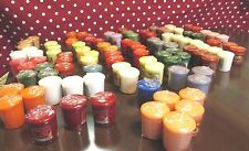 Yankee Candle Votive Candles - New In original wrapper- Pick your scent!