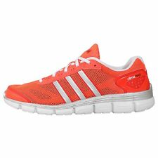 Adidas CC Fresh M ClimaCool Orange Silver Mens Jogging Running Shoes M18180