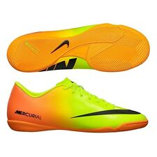 Nike Mercurial Victory IC Indoor Soccer Shoes 555614-708 $70.00 Retail size 12