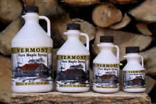 Vermont Amber Rich (former Medium Amber) 100% Pure VT Maple Syrup