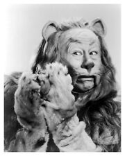 Movie Actor Bert Lahr Wizard Of Oz Cowardly Lion Hollywood Silver Halide Photo