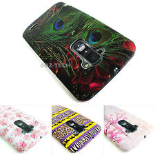 For LG G Flex Colorful Design Hard Case Snap On Cover Phone Accessory