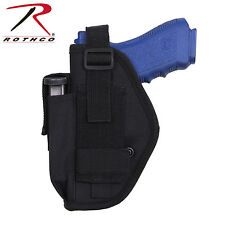 Rothco 10795 Tactical Belt Holster - Black