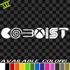 Coexist Vinyl Decal Sticker xbox sega playstation game gamer wii atari pc