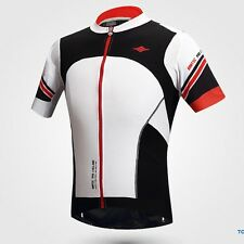 Men's Cycling Bicycle Bike Outdoor Sport Short Sleeves Jacket Jerseys S-3XL AU