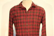 NWT MEN'S LUCKY BRAND PLAID  FLANNEL CASUAL SHIRT  SIZE M L XL 2XL XXL